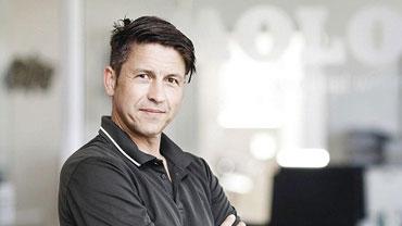 Portraitfoto von Jürgen Feuerstein von Molotow