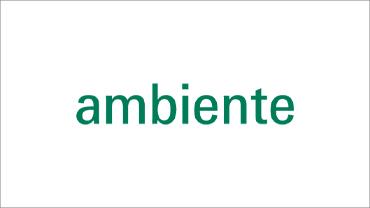 Logo der Ambiente