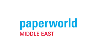 Key visual of Paperworld Middle East 2021