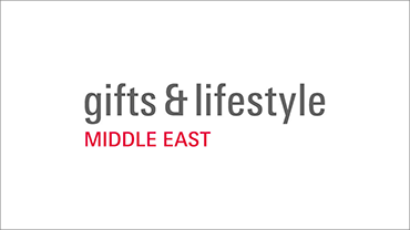 Logo der Gifts & Lifestyle Middle East 2021