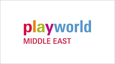 Logo der Playworld Middle East 2021