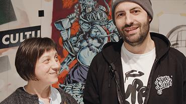 Carlos Lorente und Evi Plattner im Interview