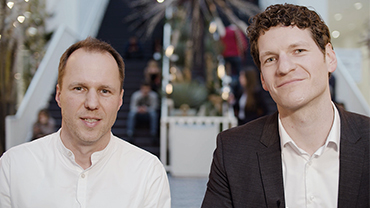 Silvio Zeizinger und Marcel Rösel im Interview auf der Christmasworld 2020